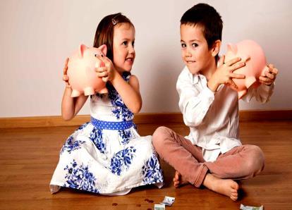 10 Dicas para Ensinar o Seu Filho a Poupar