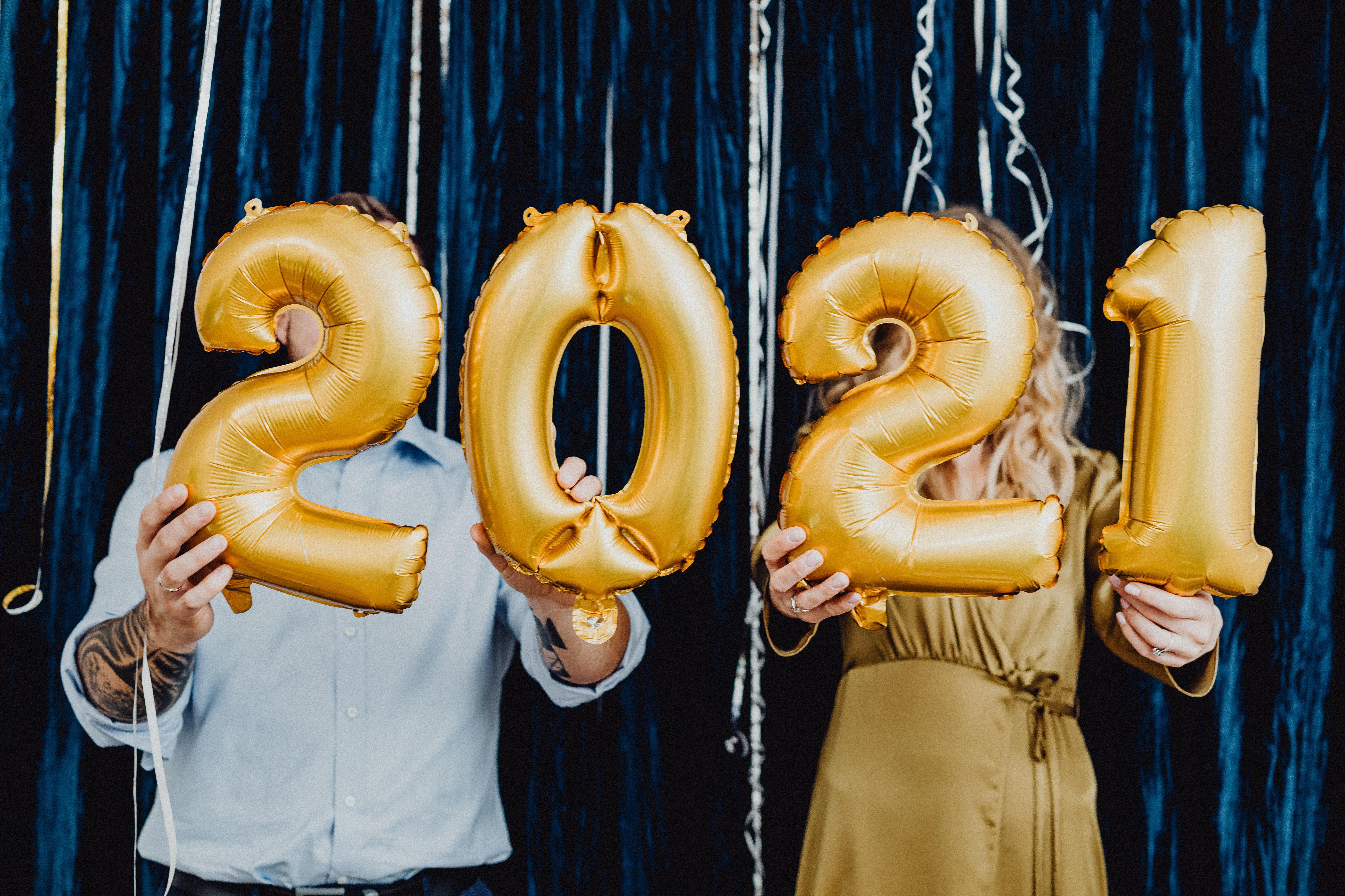 12 resoluções para um 2021 mais sustentável