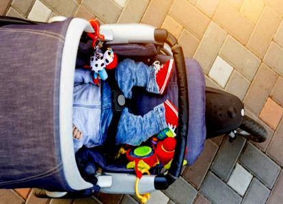 6 Dicas para escolher o seu carrinho de bebé