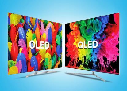 TV QLED vs. OLED: Qual Escolher?