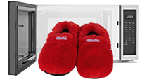 BLACK FRIDAY! Pantufas Micro-ondas!