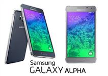 Samsung Galaxy Alpha 32GB, 4.7