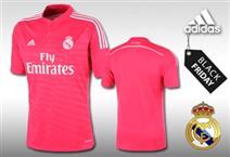BLACK FRIDAY: Camisola Oficial ADIDAS Real Madrid - Júnior. Para os pequenos fãs do Real!
