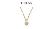 Colar Guess® LockHeart