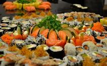 Buffet All You Can Eat de Comida Japonesa e Chinesa ao Jantar por 9,90€ em Sete Rios!
