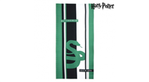 Toalha Slytherin Harry Potter 74126